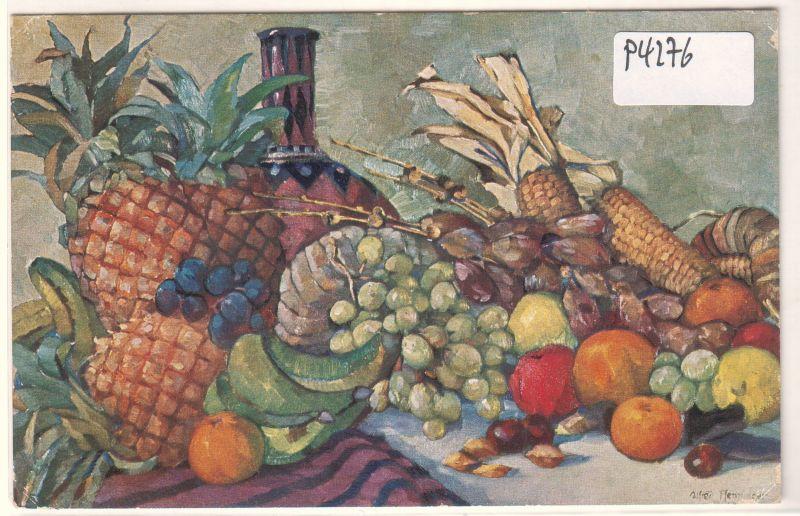 AK Früchte aus unseren Kolonien Kolonialkriegerdank ungelaufen