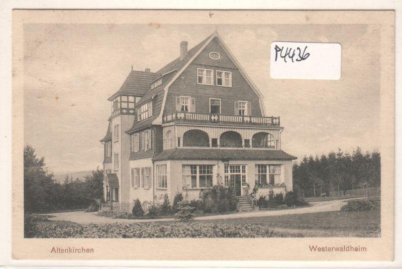 Altenkirchen Westerwaldheim