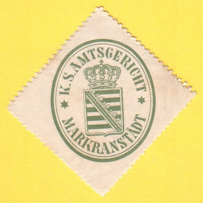 K. S. Amtsgericht Markranstadt