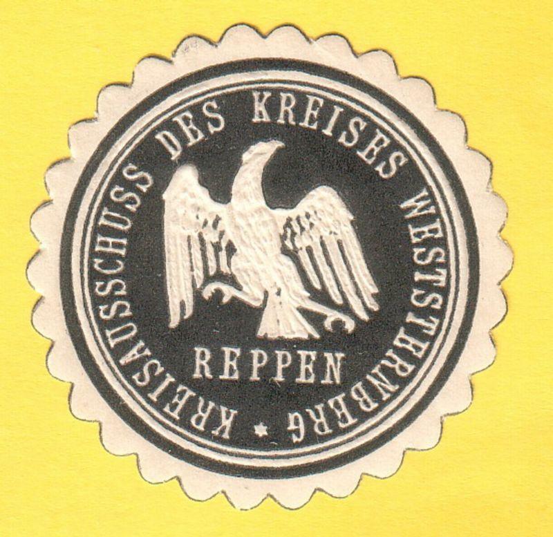 Kreisausschuss des Kreises Weststernberg Reppen - Rzepin, Polen