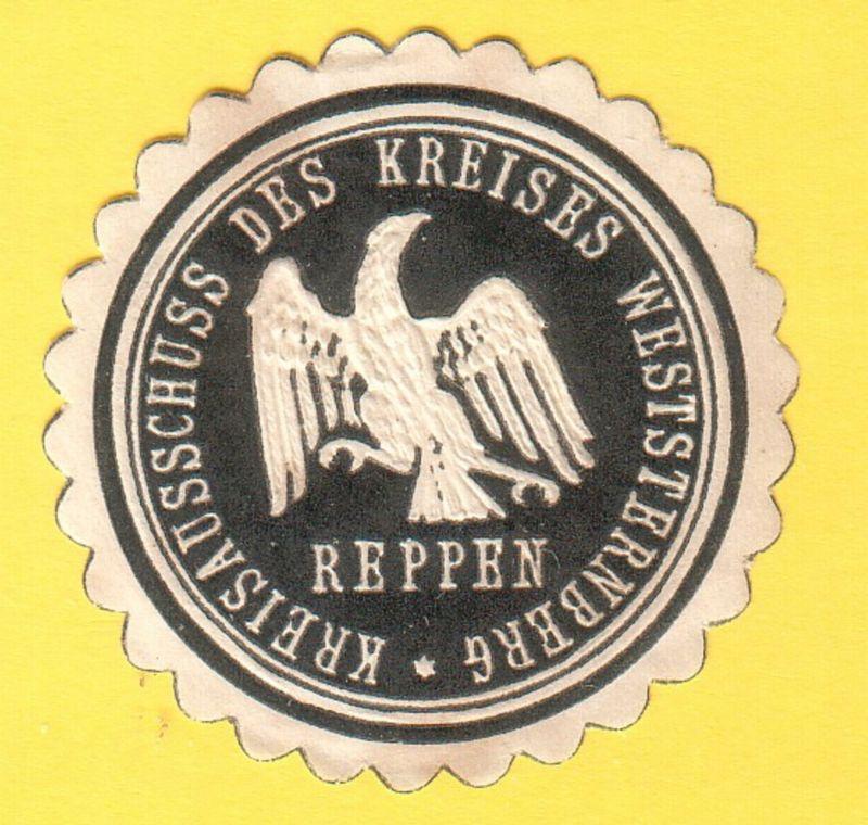 Kreisausschuss des Kreises Weststernberg Reppen