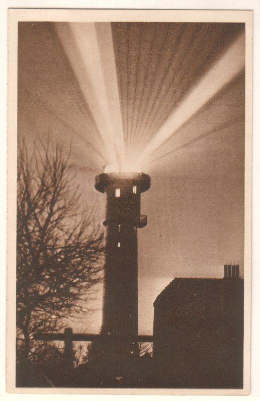 Reichswinterhilfe-Lotterie Nordseebad Wangerooge Leuchtturm Winterhilfswerk