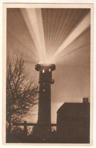 AK Das schöne Deutschland, Bild 36: Nordseebad Wangerooge, Reichswinterhilfe-Lotterie 1934/35, Leuchtturm, Winterhilfswerk Winterhilfe ungelaufen
