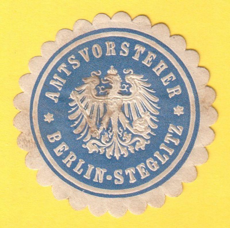 Amtsvorsteher Berlin-Steglitz