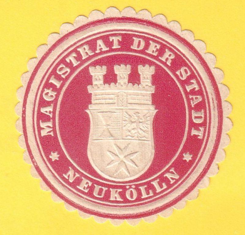 Magistrat der Stadt Neukölln