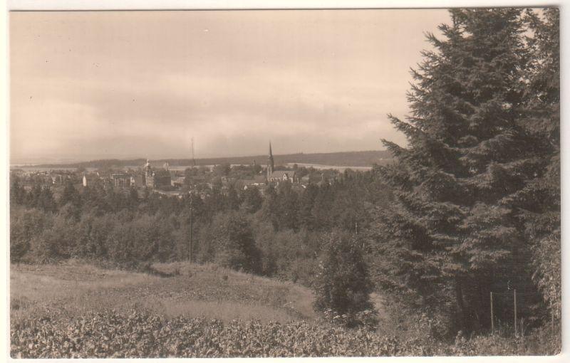 Falkenstein i. Vogtland Blick von der Hanneloh