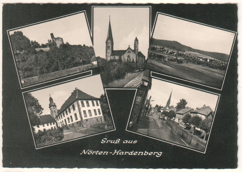 Gruß aus Nörten-Hardenberg Mehrbildkarte Mehrmotivkarte