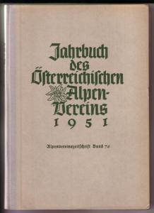 Jahrbuch ÖAV
