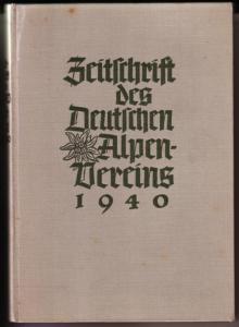 Zeitschrift Deutscher Alpenverein