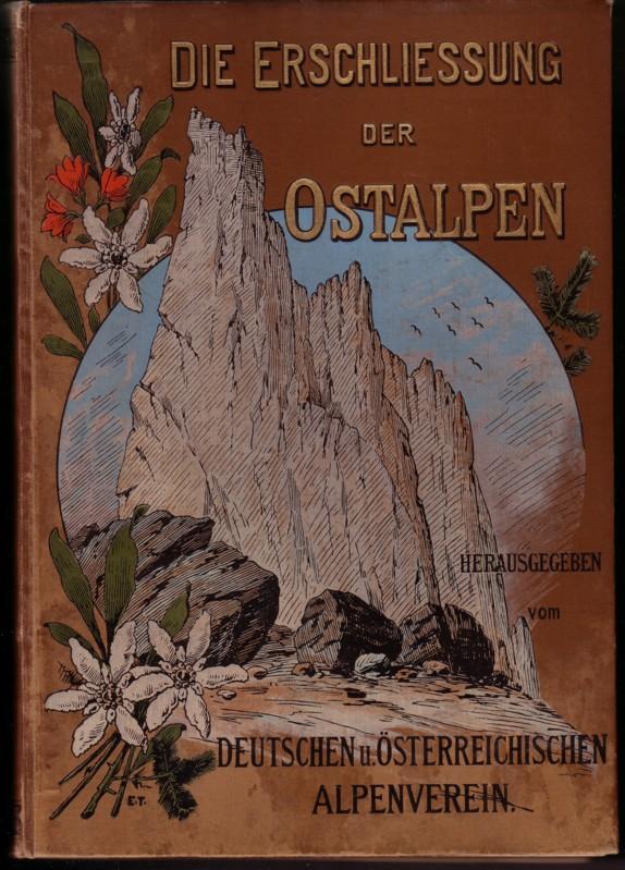 Erschließung Ostalpen