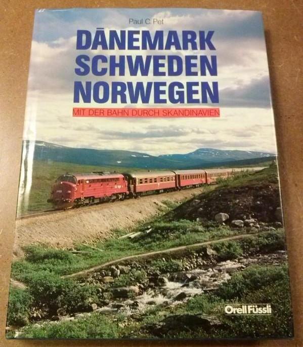Eisenbahn Reise Skandinavien