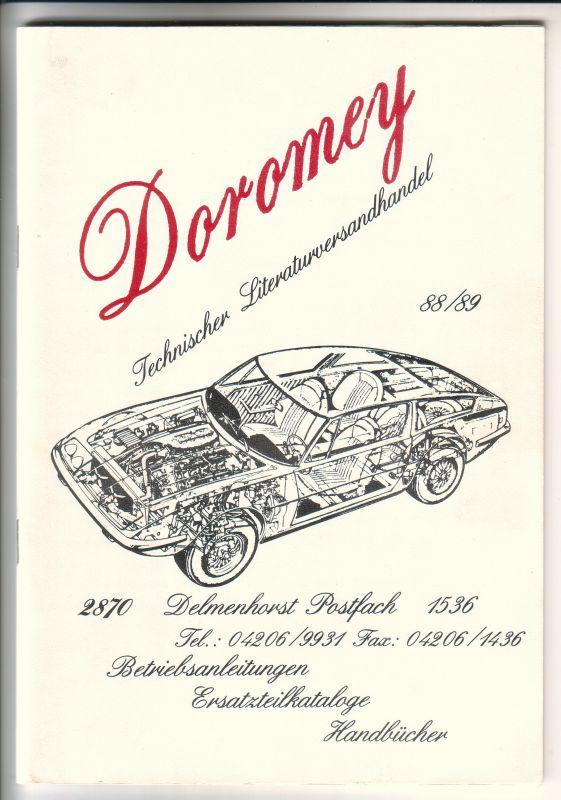 Doromey Katalog
