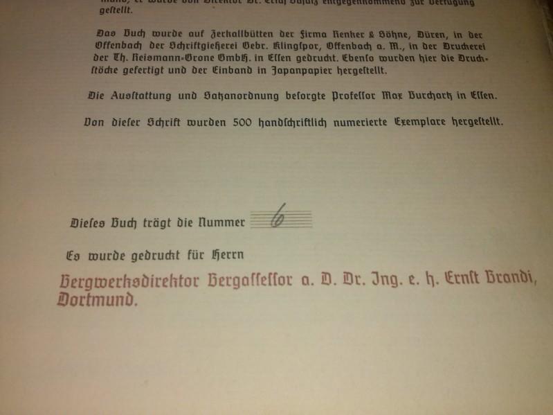 """""""Freiherr vom Stein - Zeitberichte und Dokumente - Frontispiz: Jugendbildnis des F.v.St. """"""""Das Bild ist die Wiedergabe einer Elfenbeinminiatur im Besitze... im Jahre 1780 gemalt..."""""""" - faksimilierter Brief des F.v.St. - auf Zerkal"""