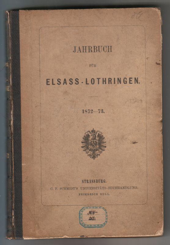 Frankreich Elsass-Lothringen