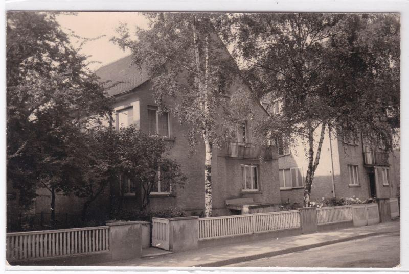 AK Heidelberg ? Hattersheim ? München ? 1955 Mönchhofstraße 17 ungelaufen