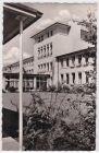AK Hamburg Wichern-Schule Schulgebäude 1961 gelaufen
