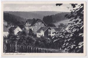 AK Tambach-Dietharz Villa Stops Kur- und Pensionsheim ungelaufen