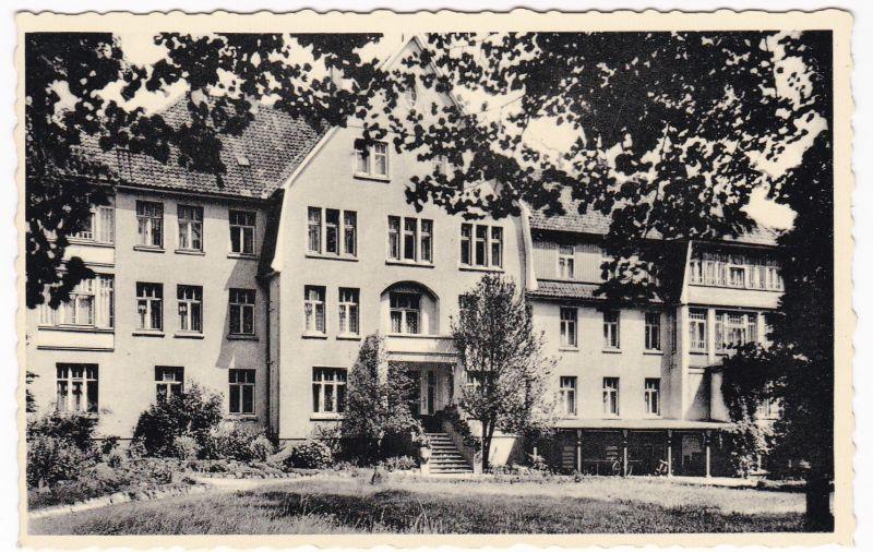 AK DAG-Ferienheim Walsrode ungelaufen