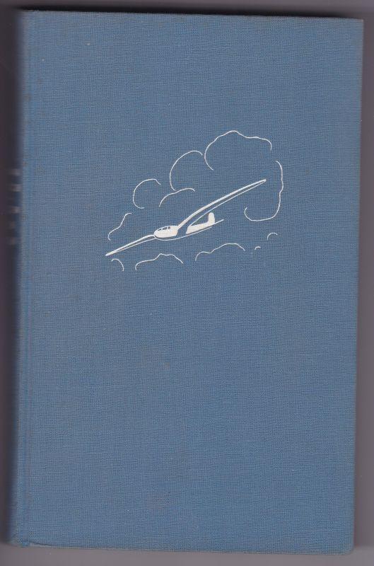 Hanna Reitsch. Fliegen mein Leben. Erste [1.] Auflage 1951. Fotograf Gerd W. Heumann, Solingen. Mit s/w-Frontispiz: Mit meiner Mutter. Bebildert und illustriert. Reitsch, Hanna