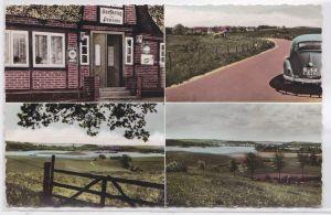 AK Rathjensdorf bei Plön Lindemanns Gasthof Mehrbildkarte 1966 gelaufen