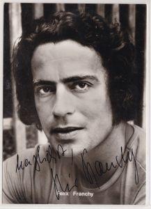 Autogrammkarte Felix Franchy signiert Autogramm