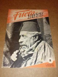 Frielo-Bote 1. Jahrgang 1950 Heft 2 Februar Firma Friedrich Lohr (Hrsg.)