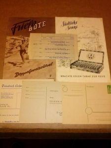 Frielo-Bote 1. Jahrgang 1950 Heft 7 Juli Firma Friedrich Lohr (Hrsg.)