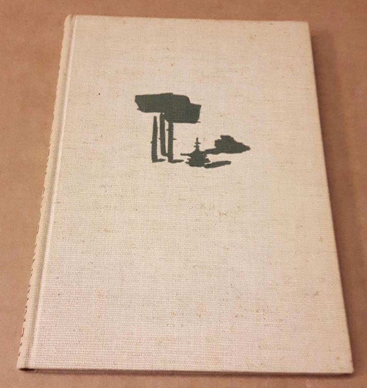 Mein grünes Buch - Das klassische Löns-Werk - Tier- und Jagdgeschichten, Naturschilderungen - mit 90 Naturaufnahmen auf Tiefdrucktafeln - illustrierte Ausgabe 1953 Löns, Hermann