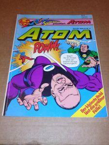 Superman präsentiert: Atom - Sonder-Album Nr. 3 - ATOM - Text: Gardner Fox, Zeichn.: Gil Kane & Sid Greene Kabatek, Adolf (Hrsg.)