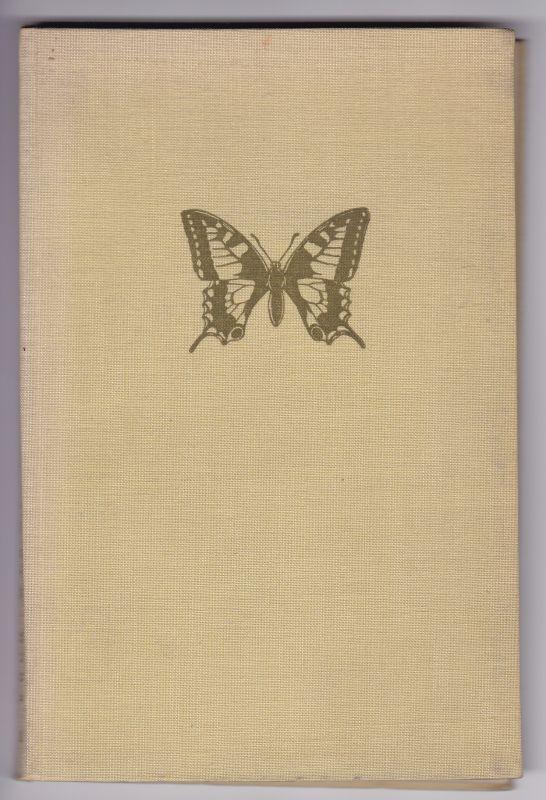 Wir bestimmen Schmetterlinge I - Tagfalter Deutschlands (Unter Ausschluss der Alpengebiete). Farbaufnahmen der Faltertafeln von Martin Schönbrodt-Rühl. Die Raupentafeln gestaltete der Kunstmaler Paul Richter. Koch, Manfred