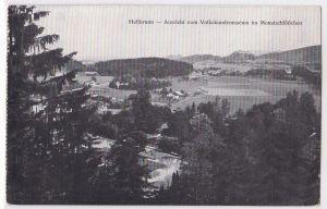 AK Hellbrunn Aussicht vom Volkskundemuseum im Monatschlößchen ungelaufen