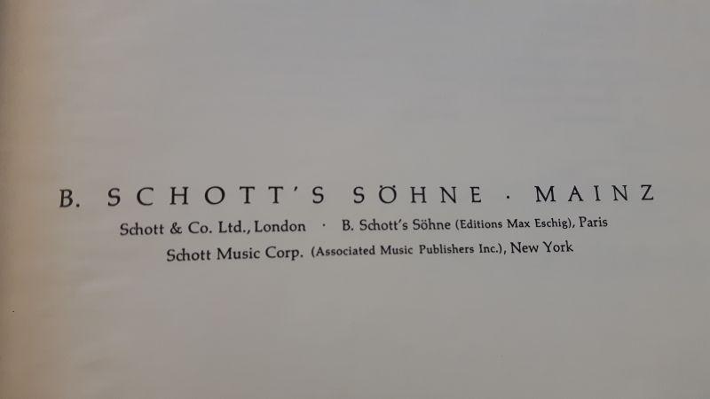 Das neue Sonatinenbuch - Sonatinen und Stücke für Klavier. Piano. Edition Schott Band II [Band 2, zwei] 2512. Herausgegeben von Martin Frey. Nur Noten! 3