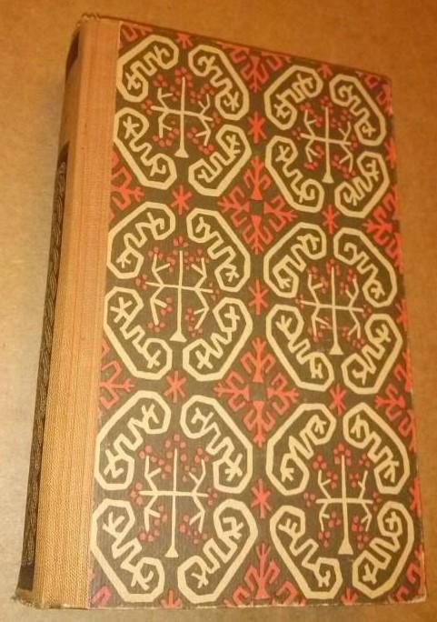 Im Zeichen des Hammers - Roman in drei Büchern - hier: Erster Band mit 1. Buch Grube Christianus Sextus - Einbandentwurf von Ernst Böhm - aus dem Norwegischen von Elisabeth Ihle