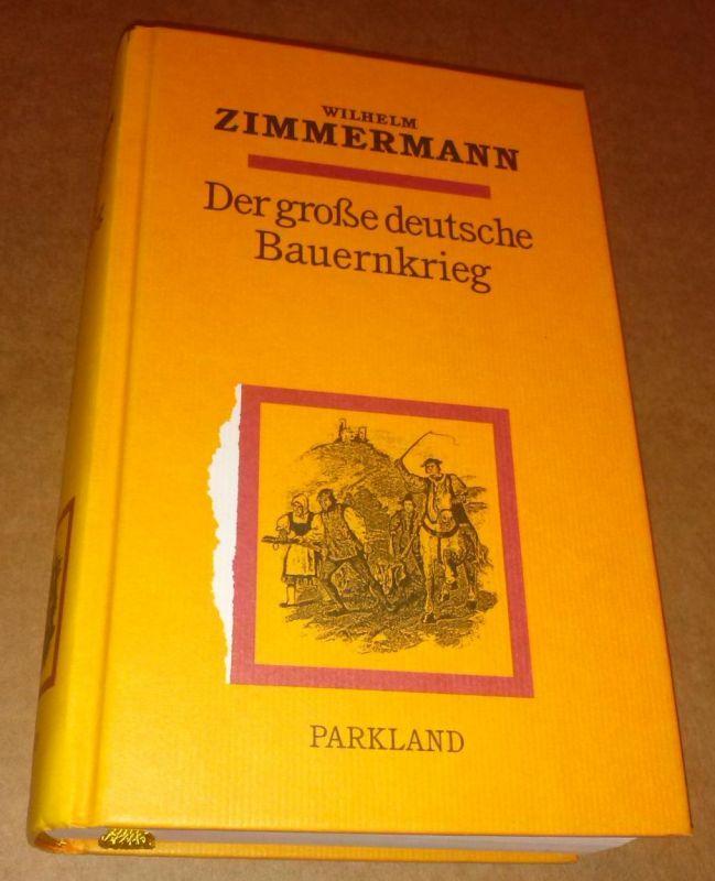 Der große deutsche Bauernkrieg - mit Stichen von Victor Schivert und D. E. Tau - 1999 Lizenzausgabe für Parkland, cop. MECO Dreieich