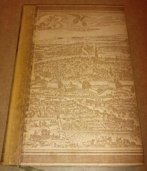 Die Buchgemeinde Vierter Band der Jahresreihe 1932/33 - Stadt in Not - Geschichtlicher Roman - dieses Buch wurde als vierter Band der Jahresreihe 1932/33 den Mitgliedern der Buchgemeinde im Februar 1933 übersandt. Auf dem Einband wurden zeitgenössische...
