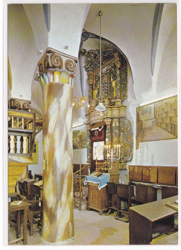 AK Safard ARI Synagoge ungelaufen