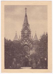 Trauungsheft. Ev.-luth. Pfarramt der Moritzkirche Zwickau. Stempel: Ev. Standortpfarrer in Zwickau. Trauungsheft mit entsprechenden Angaben und Amtsstempel.