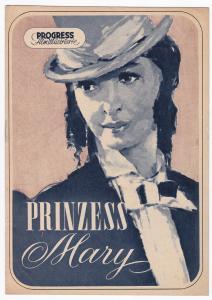 Progress Filmillustrierte Prinzess Mary 28/56 Filmprogramm Werbizki Gubanow, 1956. Reich bebildert und illustriert!