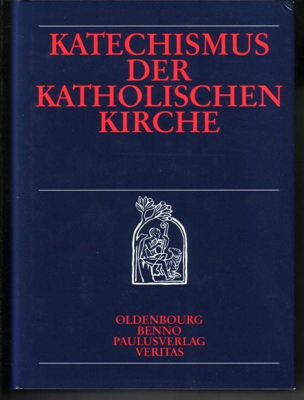 Katechismus der katholischen Kirche / Ecclesia Catholica - Oldenbourg Benno Paulusverlag Veritas 0