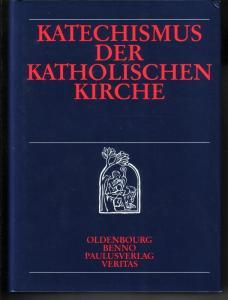 Katechismus der katholischen Kirche / Ecclesia Catholica - Oldenbourg Benno Paulusverlag Veritas