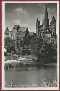 AK Limburg a. d. Lahn, Dom u. Schloß, 1941 gelaufen