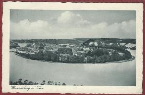 AK Wasserburg a. Inn, Ortsansicht, 1941 gelaufen