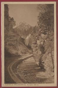 AK Bad Wiessee, Partie im Söllbachtal, Kampen, Tegernseer Hütte, ungelaufen