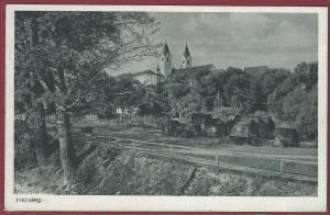 AK Freising, Ortsansicht, 1944 gelaufen