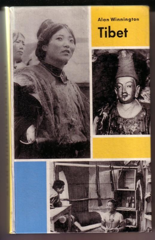 Tibet. Ein Reisebericht / Prämienbuch des VEB Zahlen-Lotto / Mit 20 Fotos des Autors illustriert!!! 0