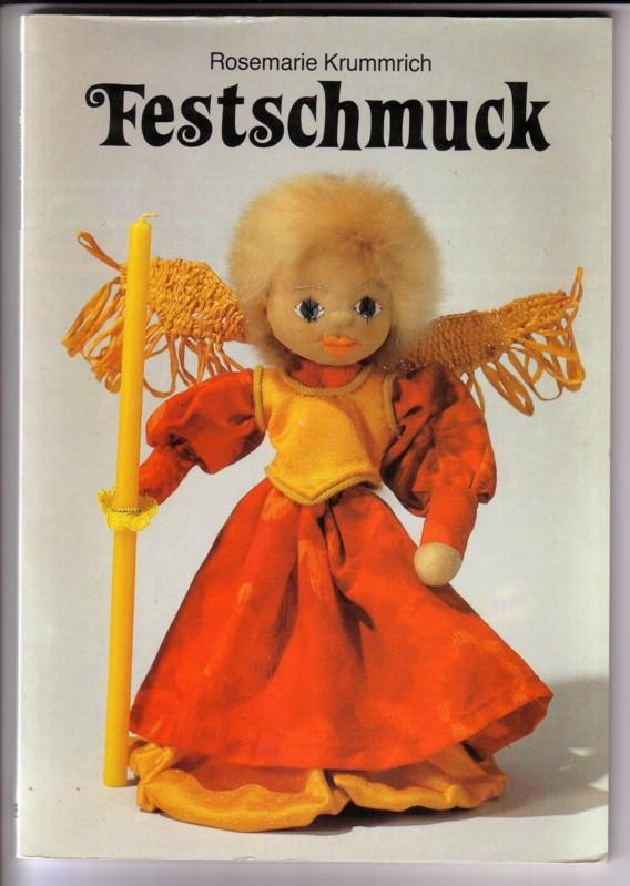 Festschmuck / TOPP - 732 - 1. Auflage 1980 / inkl. Schnittmusterbogen 0