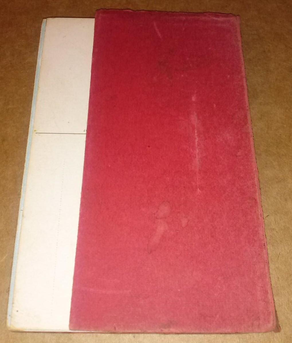 Der Rhein - 20 der hervorragendsten Punkte in künstlerischem Farbendruck. Auch als einzelne Postkarten zu benutzen (Titel in engl.+fra. Sprache vorne auf Front) - Leporello-Album mit ill. OVP/OPbd. - Leporello ist leider in zwei Teilen vorhanden, alle ... 1
