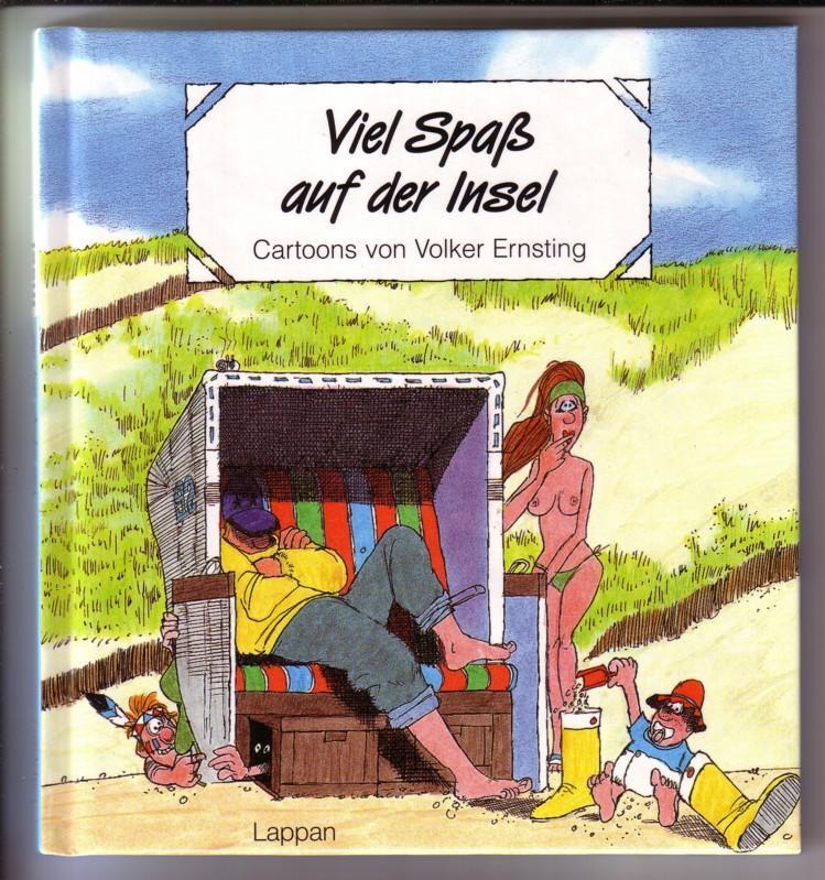 Viel Spaß auf der Insel. Cartoons von Volker Ernsting 0