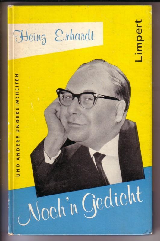 Noch'n [Noch 'n Noch ein Gedicht] ... und andere Ungereimtheiten - 3. Auflage 1962 - Textzeichnungen: Hannelore Jähn-Apitz, Köln 0