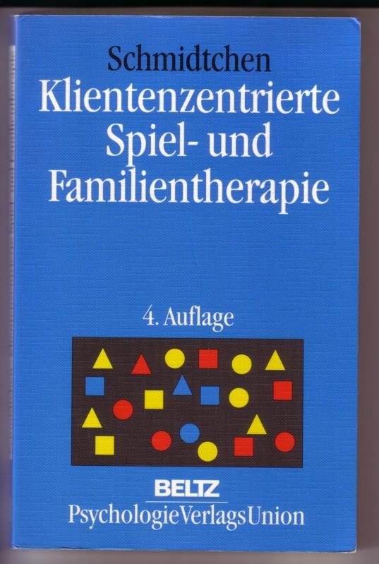 Klientenzentrierte Spiel- und Familientherapie - 4., neu ausgestattete Auflage // Inhalt u.a.: Heilungsfördernde Merkmale von Spieltätigkeiten - Ziele und Effekte der Spiel- und Familientherapie - Verhaltens- und Störungskonzept der klientenzentrierten... 0